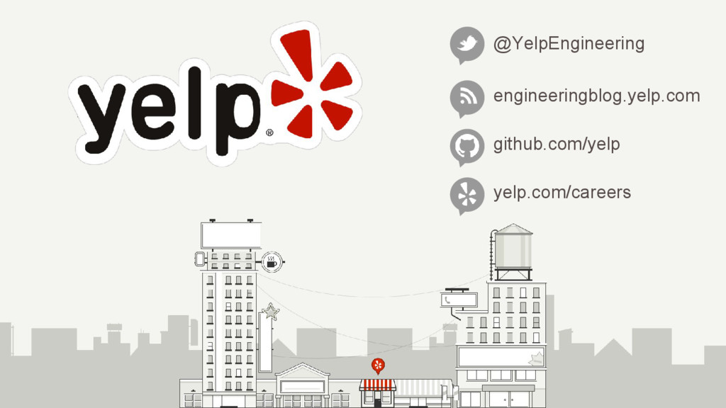 @YelpEngineering engineeringblog.yelp.com githu...