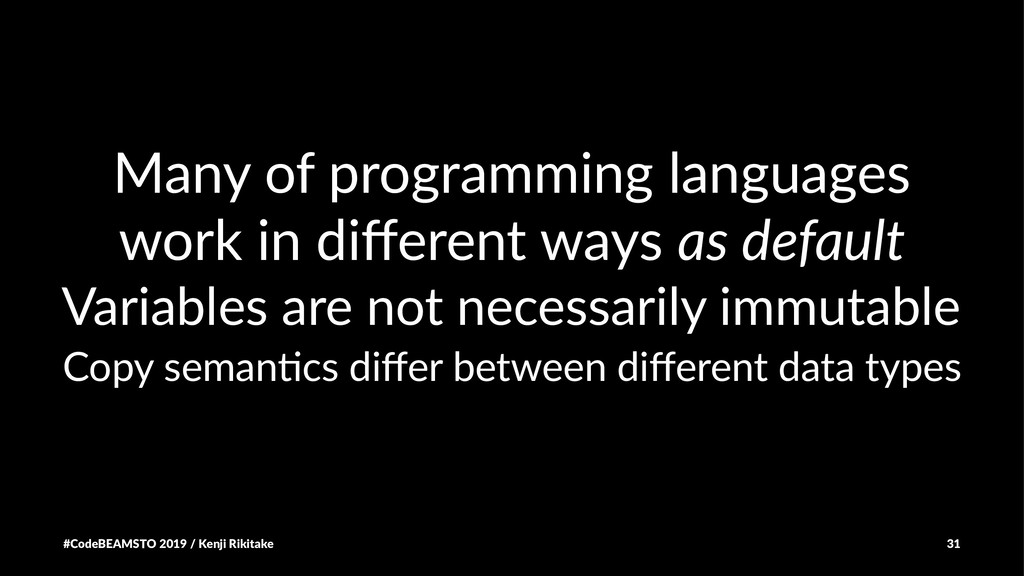 Many of programming languages work in different ...