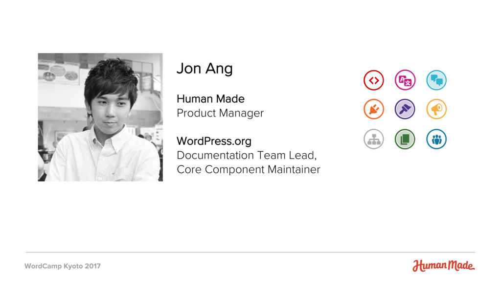 Jon Ang Human Made Product Manager WordPress.or...