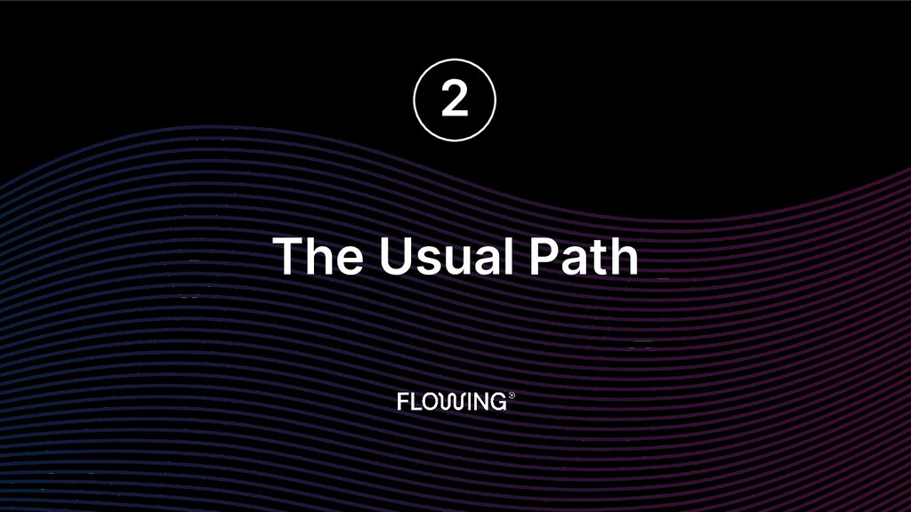 The Usual Path 2