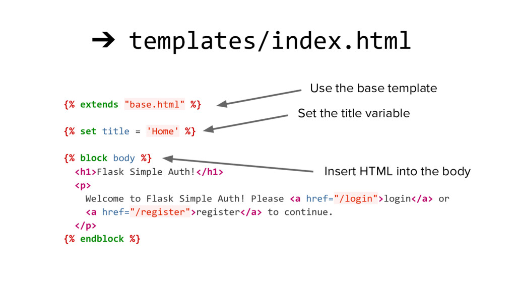 "{% extends ""base.html"" %} {% set title = 'Home'..."
