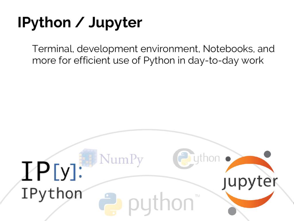 #JSM2016 Jake VanderPlas IPython / Jupyter Term...