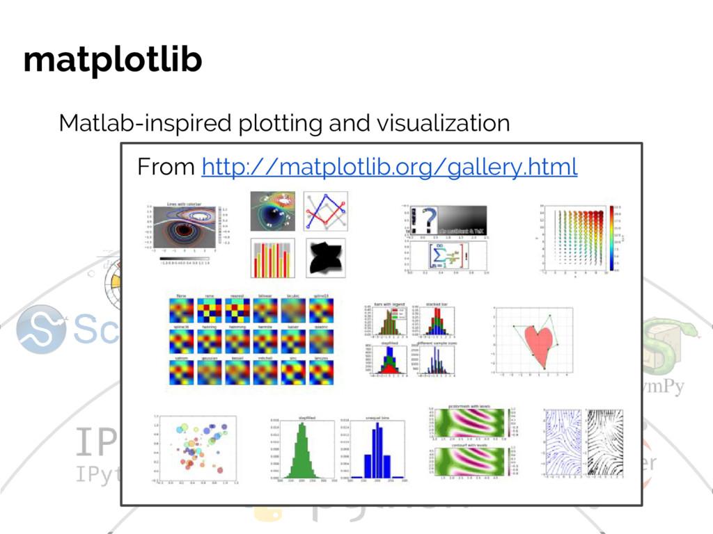 #JSM2016 Jake VanderPlas matplotlib Matlab-insp...