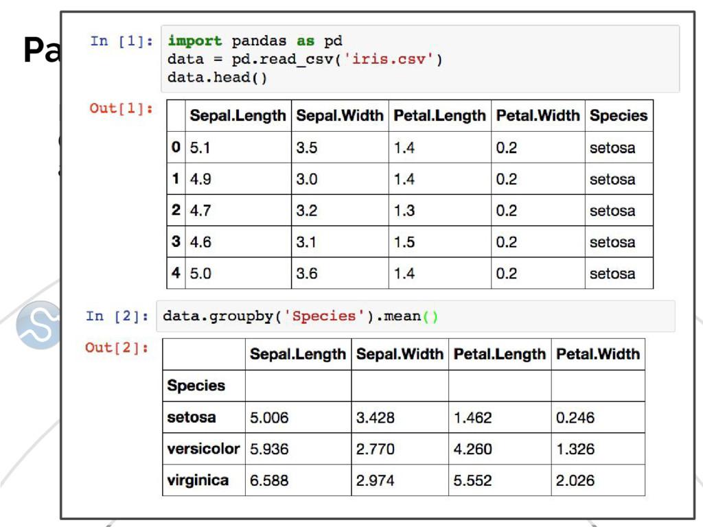 #JSM2016 Jake VanderPlas Pandas R-inspired Data...