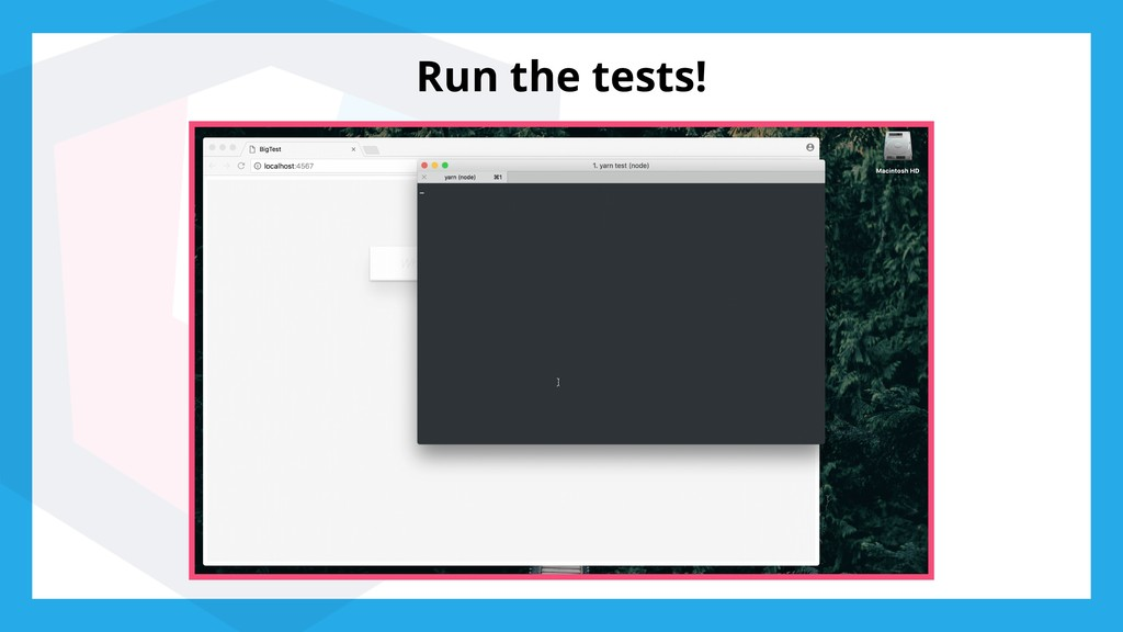 Run the tests!