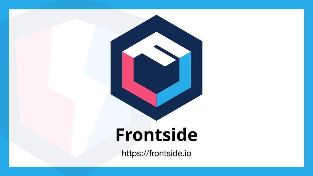 Frontside https://frontside.io