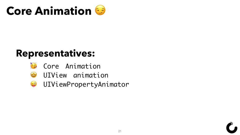Core Animation  UIView animation  UIViewProper...