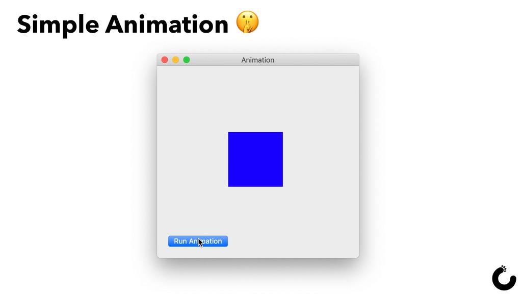 42 Simple Animation