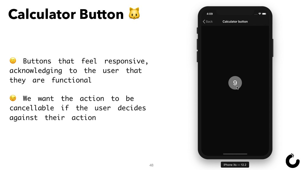 48 Calculator Button   Buttons that feel respon...