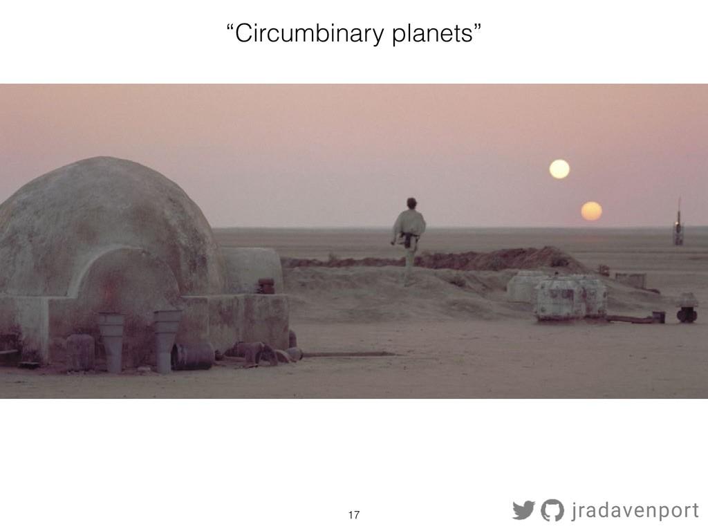 "!17 jradavenport ""Circumbinary planets"""