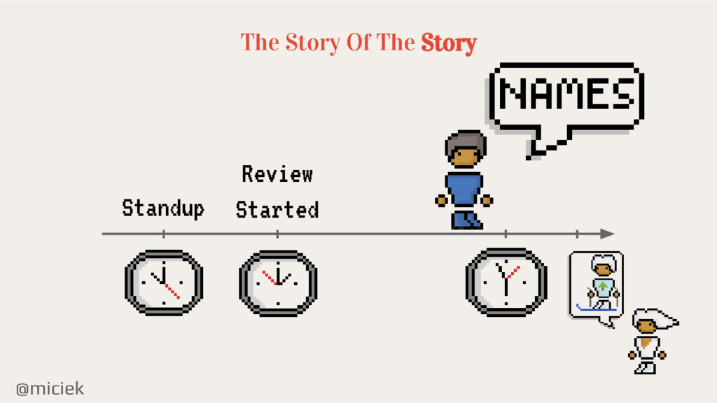 @miciek The Story Of The Story Standup Review S...