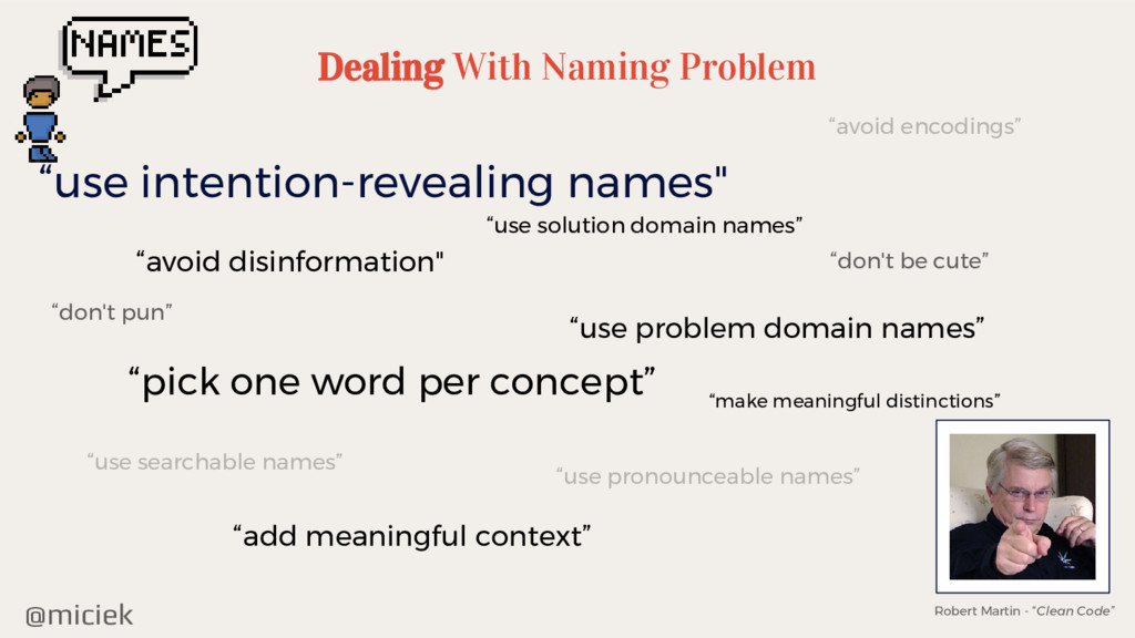 @miciek Dealing With Naming Problem Robert Mart...