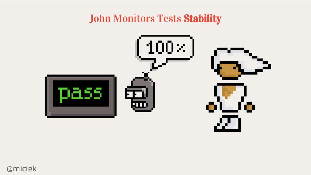 @miciek John Monitors Tests Stability