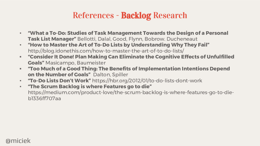 "@miciek ▪ ""What a To-Do: Studies of Task Manage..."