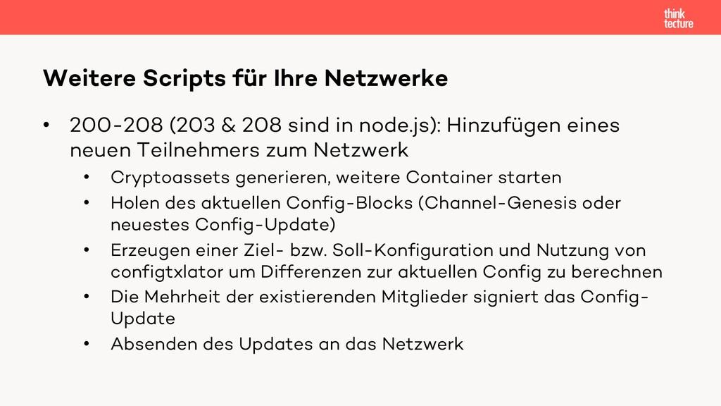 • 200-208 (203 & 208 sind in node.js): Hinzufüg...