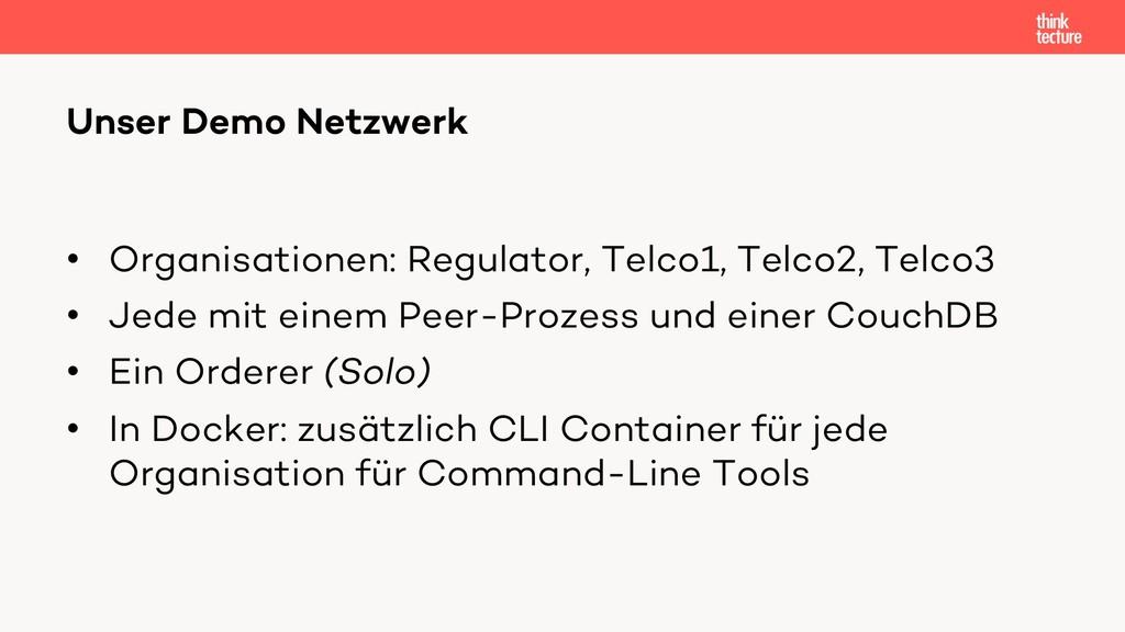 • Organisationen: Regulator, Telco1, Telco2, Te...