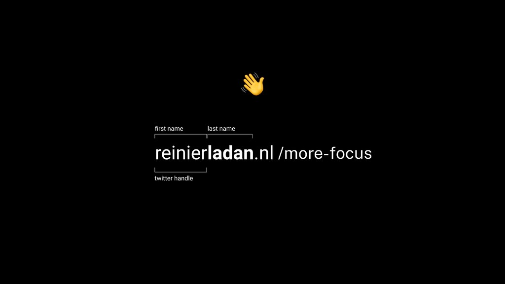 ! /more-focus