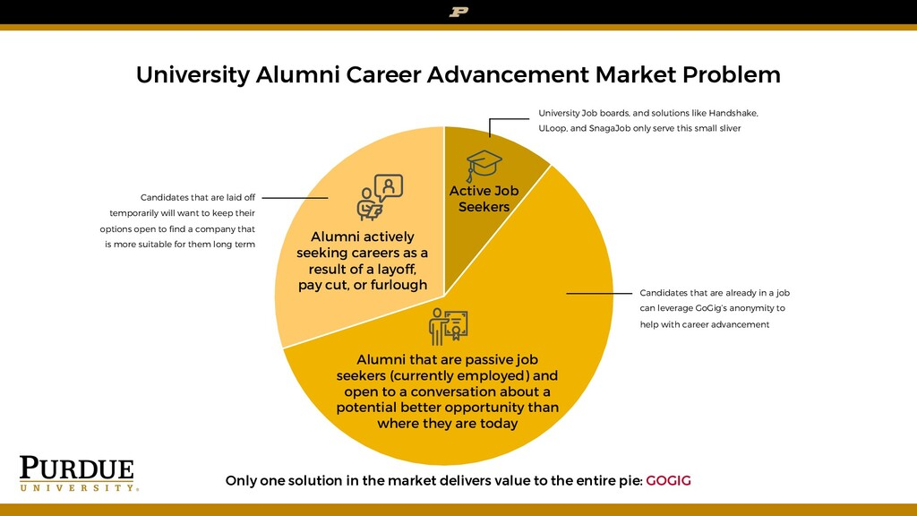 University Alumni Career Advancement Market Pro...