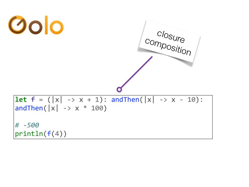 let f = (|x| -‐> x + 1):...