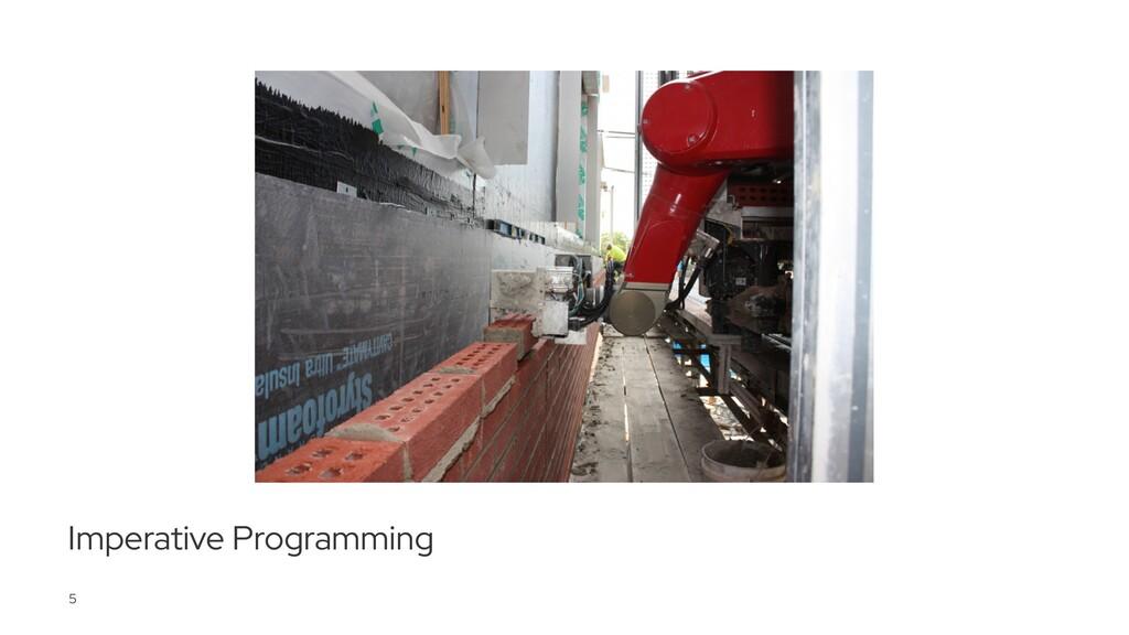 Imperative Programming 5