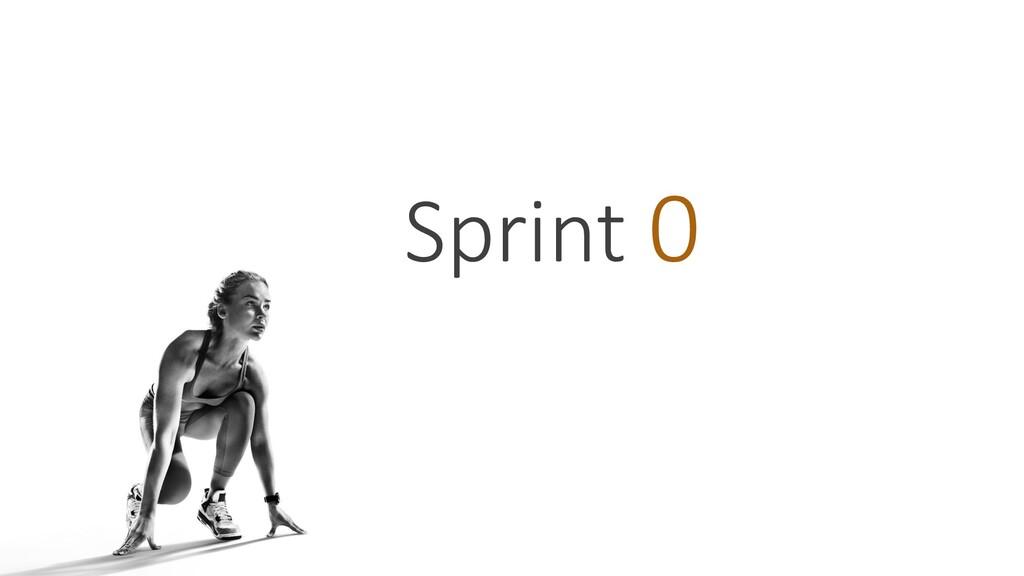 Sprint 0