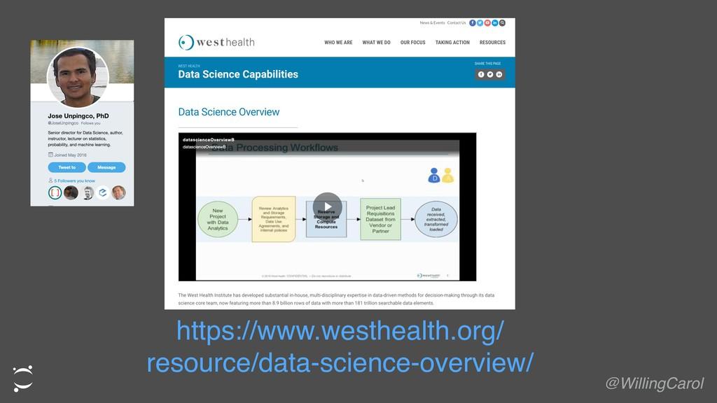 https://www.westhealth.org/ resource/data-scien...