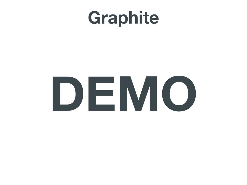 Graphite DEMO