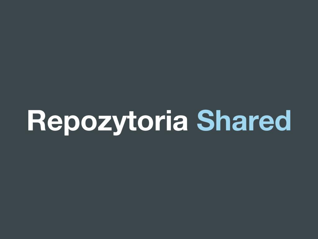 Repozytoria Shared
