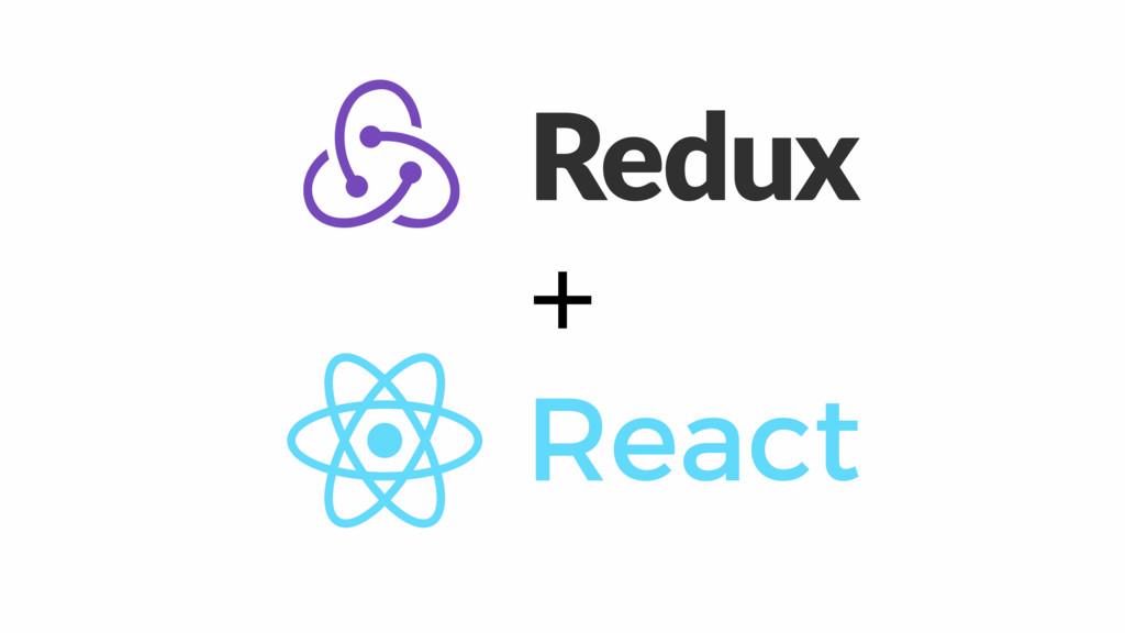 React +