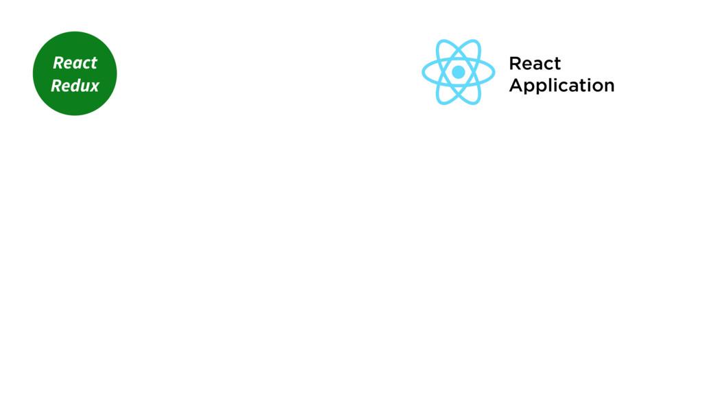 React Redux React Application