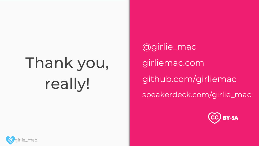 @ girlie_mac Thank you, really! @girlie_mac gir...