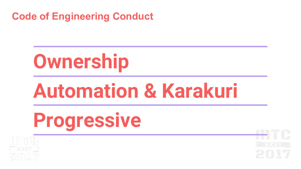 Code of Engineering Conduct Ownership Automatio...
