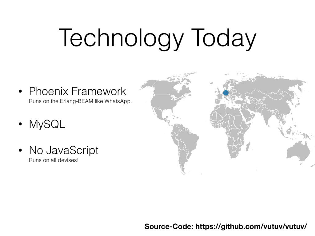 Technology Today • Phoenix Framework Runs on t...