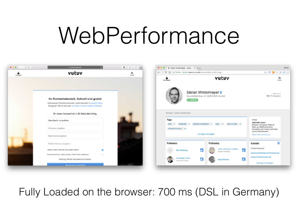 WebPerformance Fully Loaded on the browser: 700...