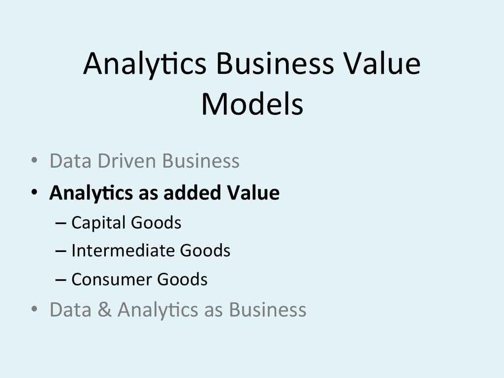 AnalyLcs	