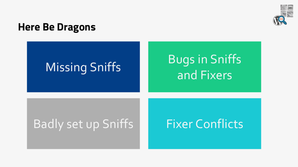 Here Be Dragons Fixer Conflicts Badly set up Sn...