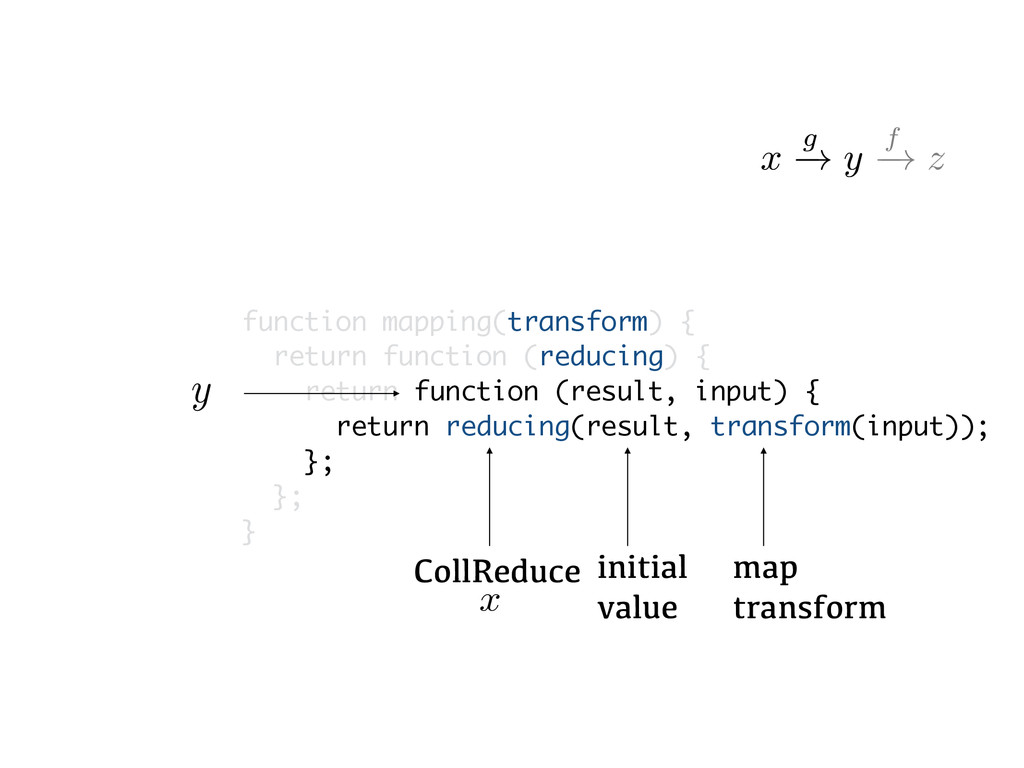 function mapping(transform) { return function (...