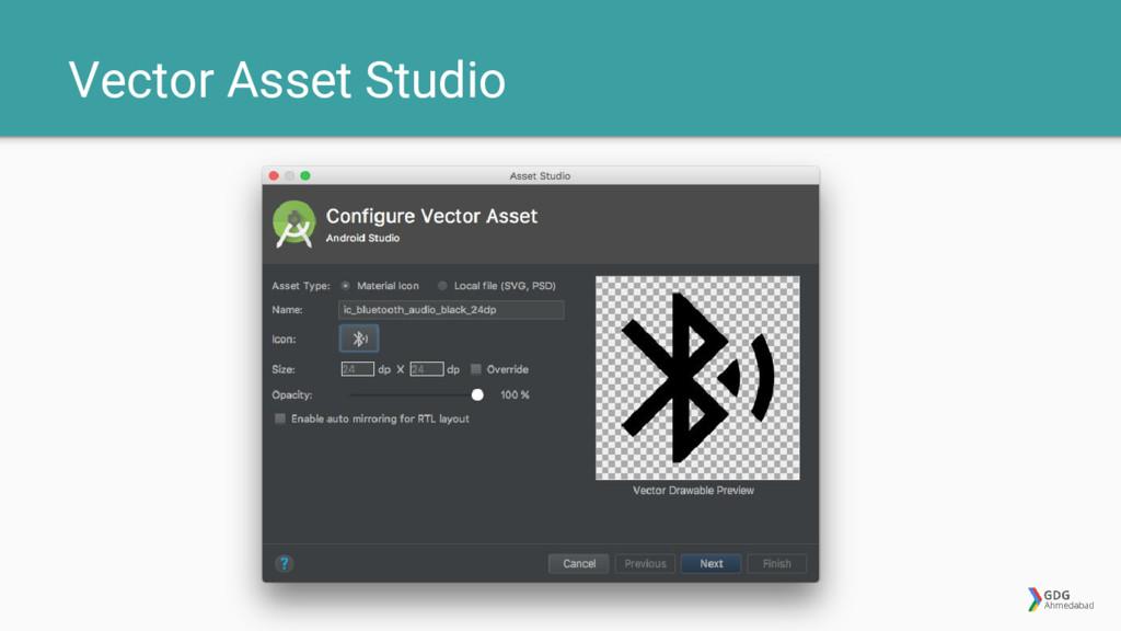 Vector Asset Studio