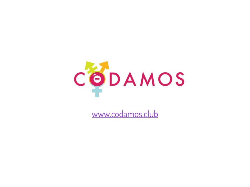www.codamos.club