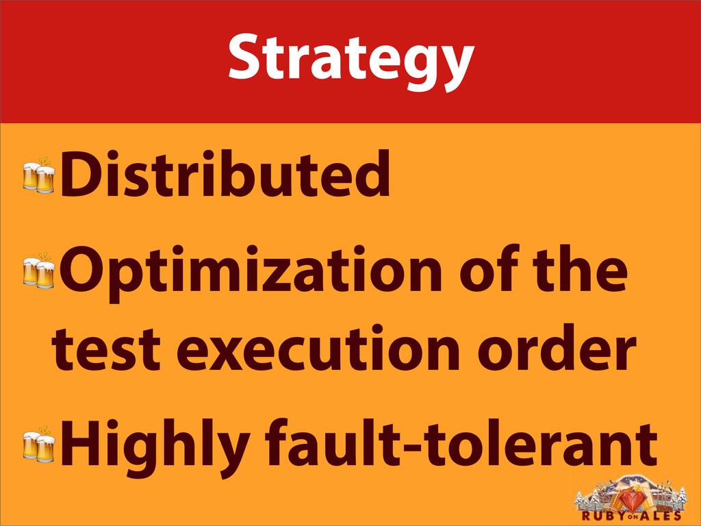 Strategy Distributed Optimization of the test e...