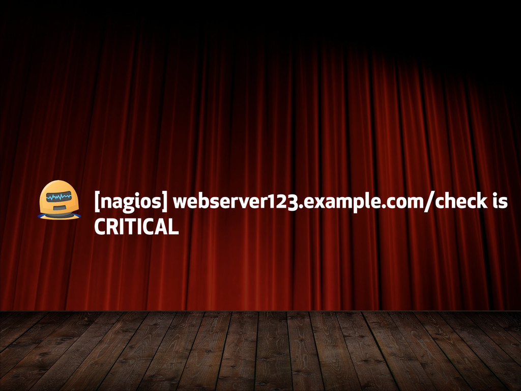 [nagios] webserver123.example.com/check is CRIT...