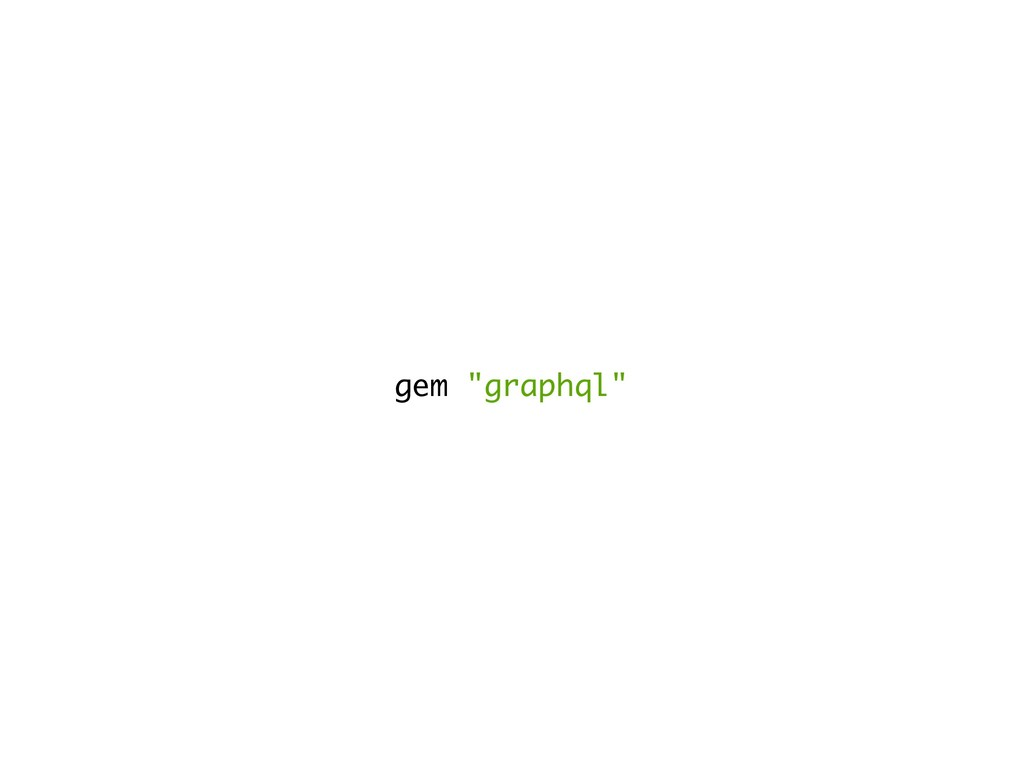 "gem ""graphql"""