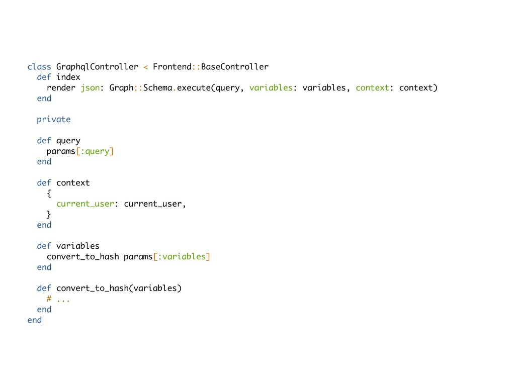 class GraphqlController < Frontend::BaseControl...