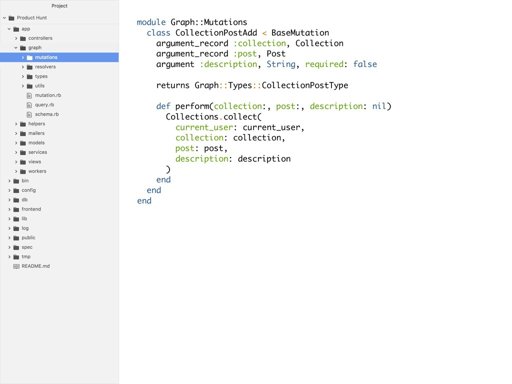 module Graph::Mutations class CollectionPostAdd...