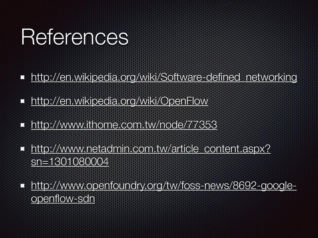 References http://en.wikipedia.org/wiki/Softwar...