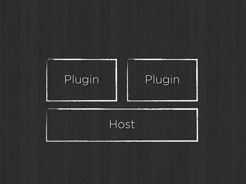 Host Plugin Plugin