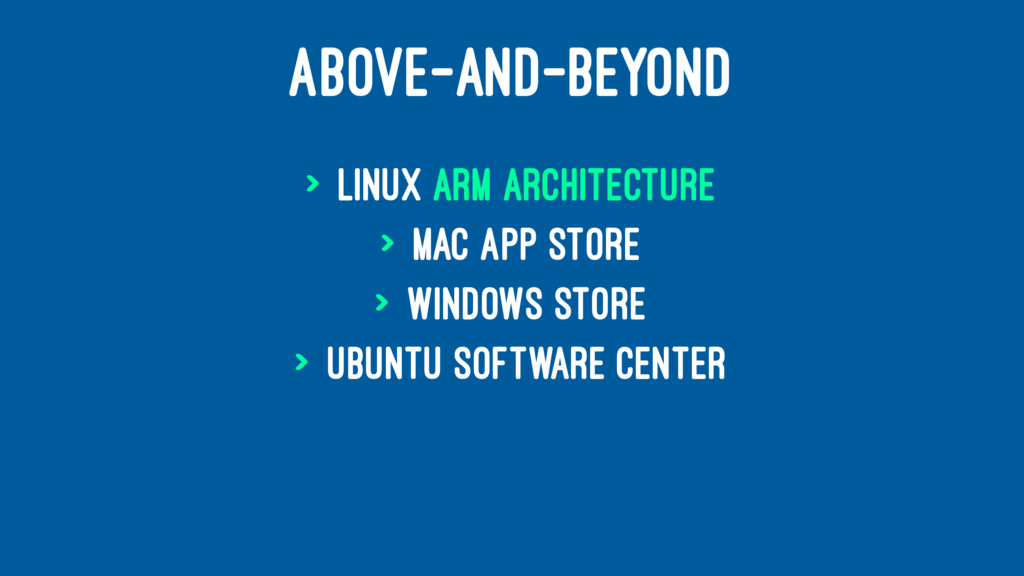 ABOVE-AND-BEYOND > Linux ARM architecture > Mac...