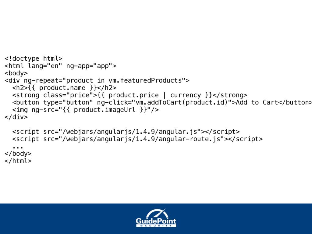 """<!doctype html> <html lang=""""en"""" ng-app=""""app""""> <..."""