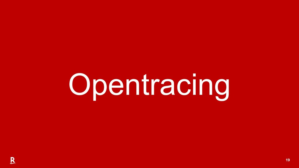 19 Opentracing