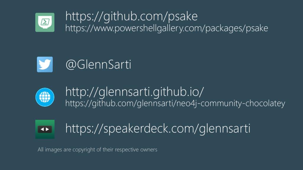 https://github.com/psake https://www.powershell...